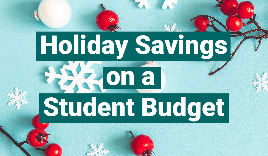 Holiday Gifts on a Student Budget