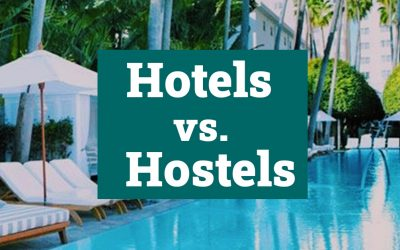 Hotels vs Hostels