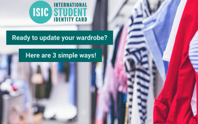Ready to update your wardrobe? Here are 3 simple ways!